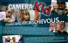 Flyer Camera Kid